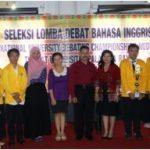FK-UPR, Wakili Kalteng Ketingkat Regional